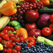 Guaranteed fresh fruits and vegetables